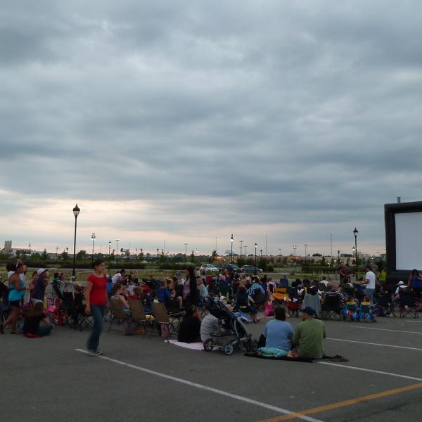 2011 - Cinéma sous les étoiles