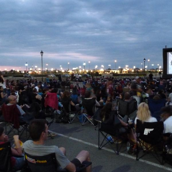 2011 - Outdoor movies