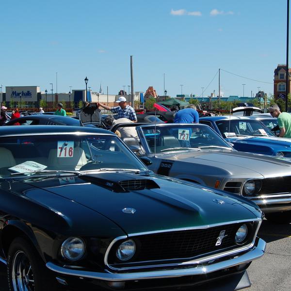2014 - Événement Mustang