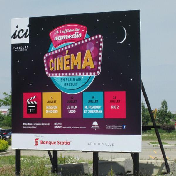 2014- Cinéma sous les étoiles