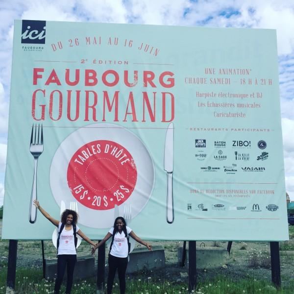 2017- Faubourg Gourmand