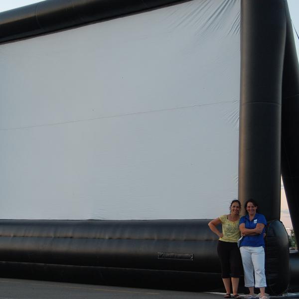 2012 - Cinéma sous les étoiles