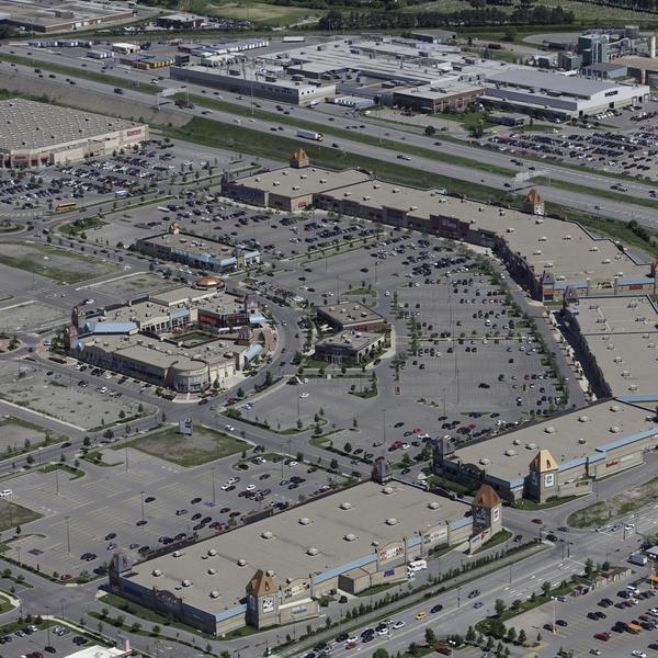 Photos aériennes juin 2012