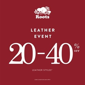 Roots Leather Event
